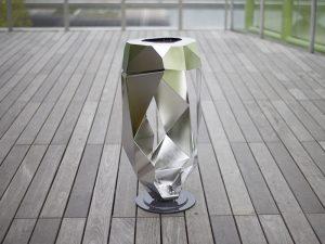 Projecteur design géométrique